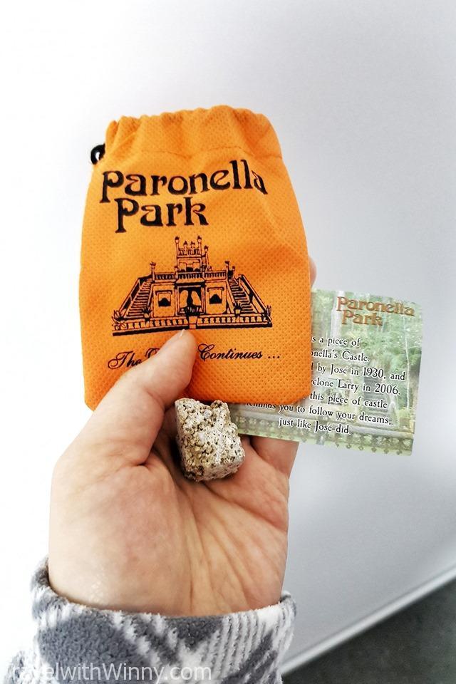 凱恩斯天空之城 帕羅尼拉公園 Paronella Park gift 禮物
