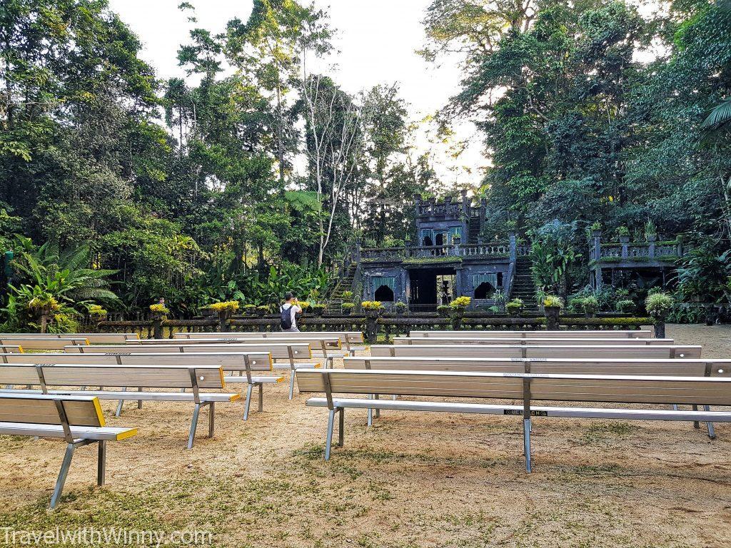 凱恩斯天空之城 帕羅尼拉公園 Paronella Park