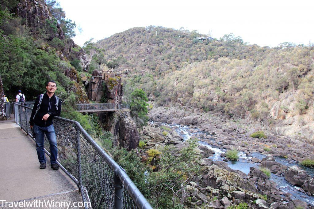 塔拉克特峽谷 Cataract Gorge