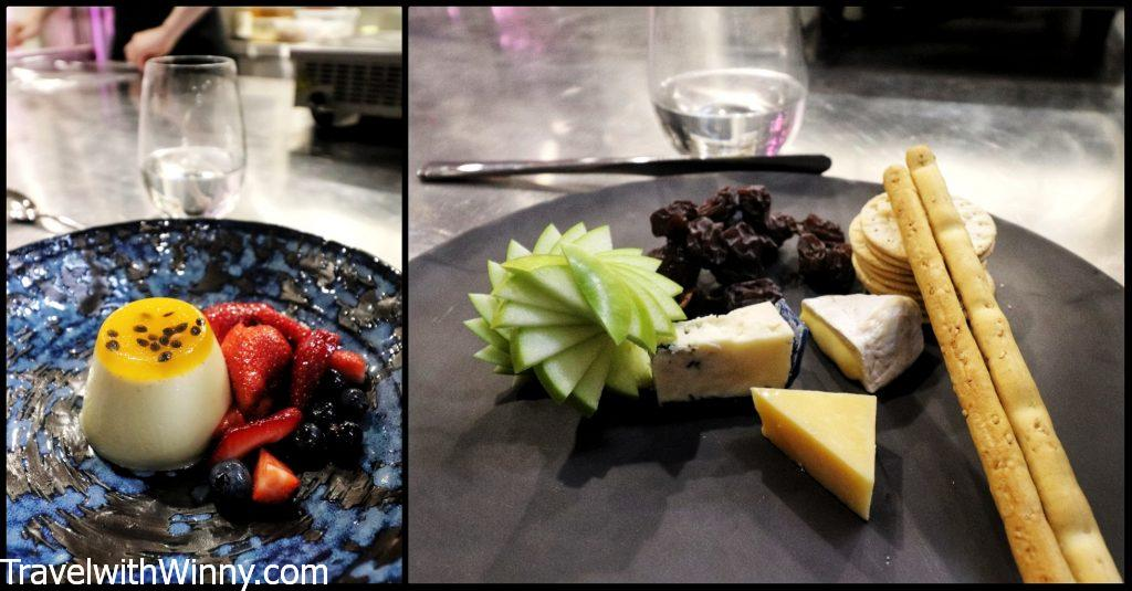 cheese platter 起司拼盤