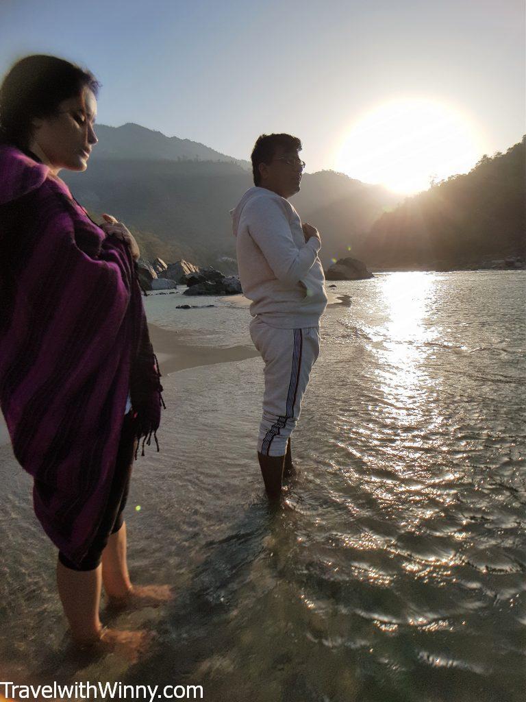 恆河 meditation ganga 冥想