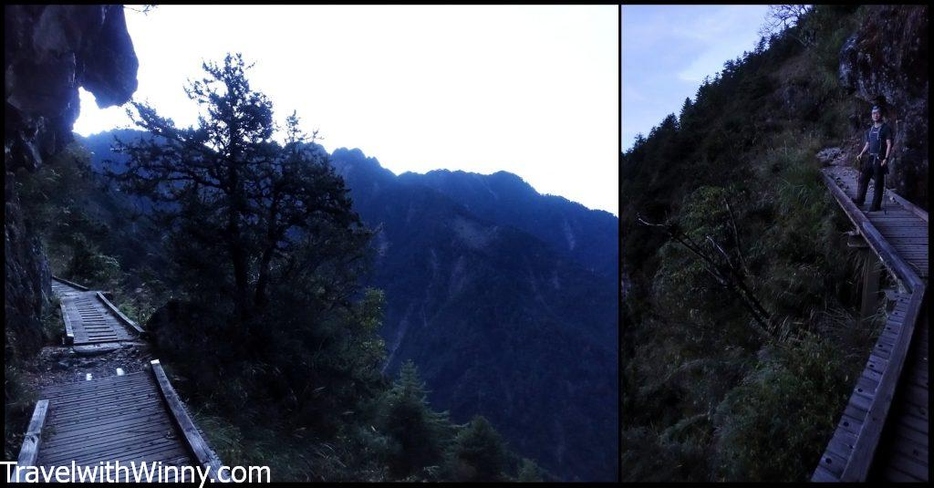 hike yushan trail head 玉山登山