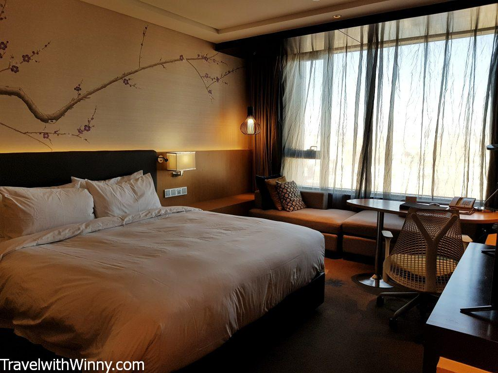 Hilton garden inn dandong hotel 丹東 旅館 希爾頓花園酒店