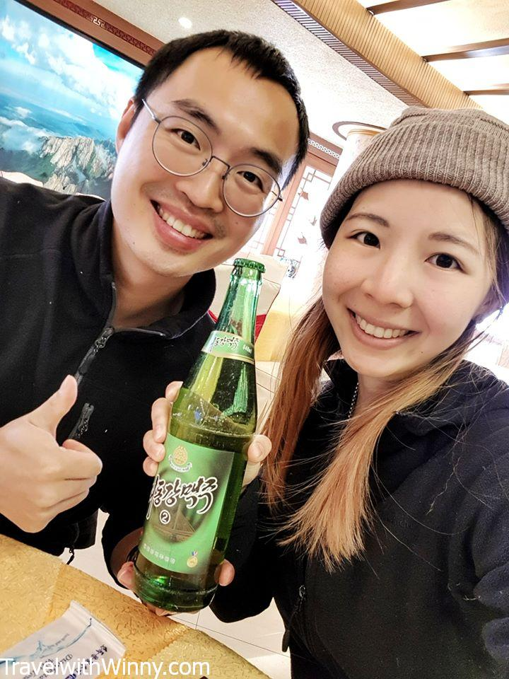 north korea beer 朝鮮 啤酒
