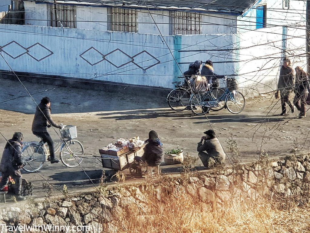north koreans 北韓人民