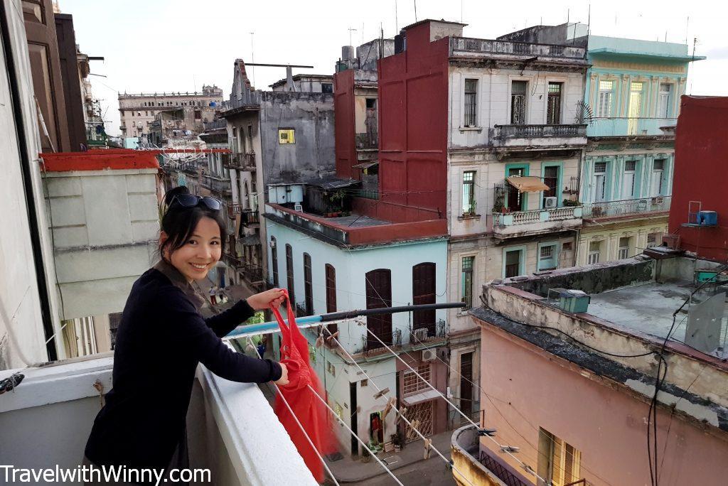 Havana accommodation airbnb