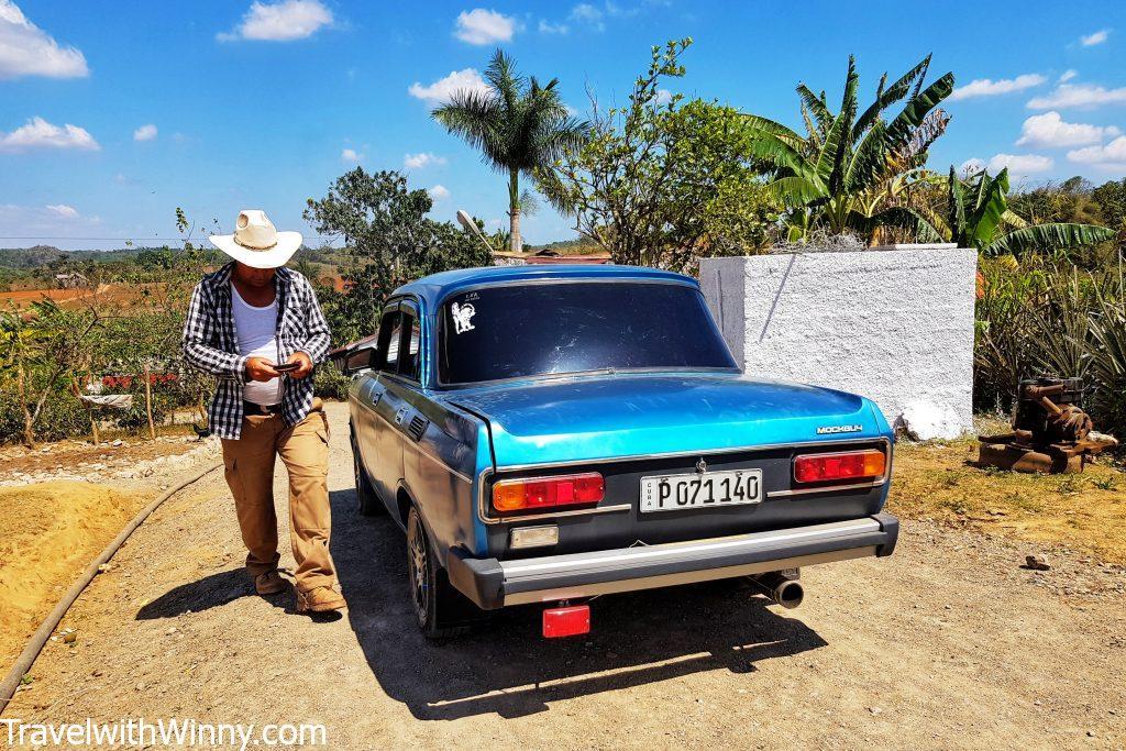 cuba car 古巴骨董車