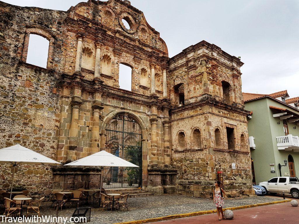 Panamá Viejo 巴拿馬