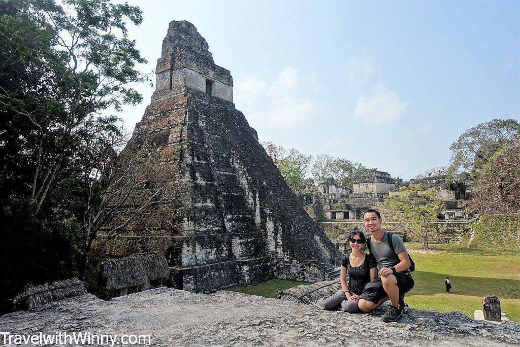 中美洲旅遊 Tikal 瓜地馬拉