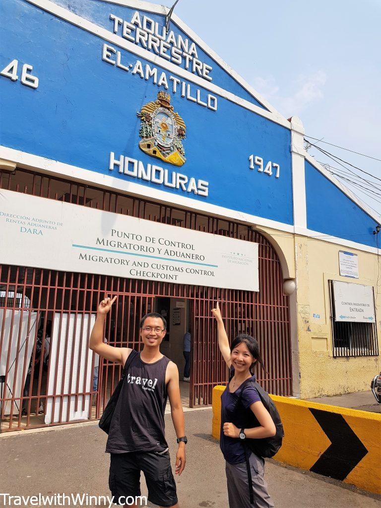 honduras 宏都拉斯 backpacking in Central America