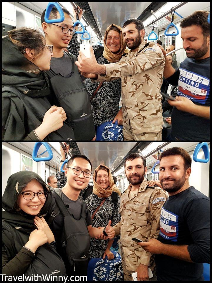 shiraz metro 設拉子 地鐵