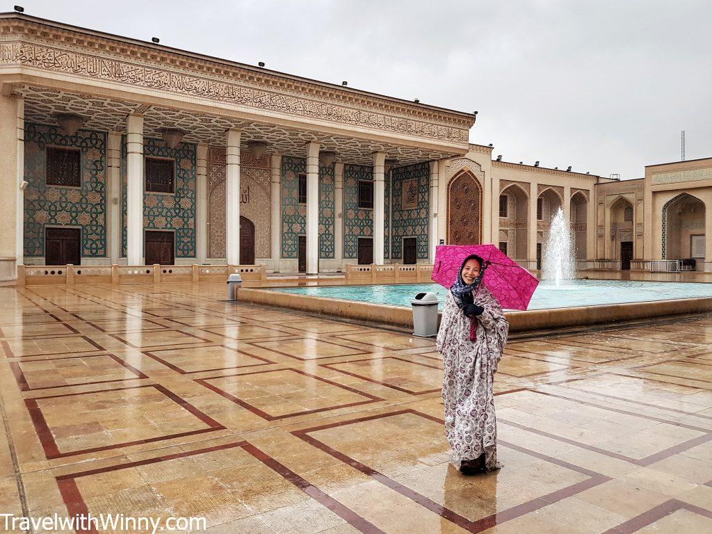 iran chador woman