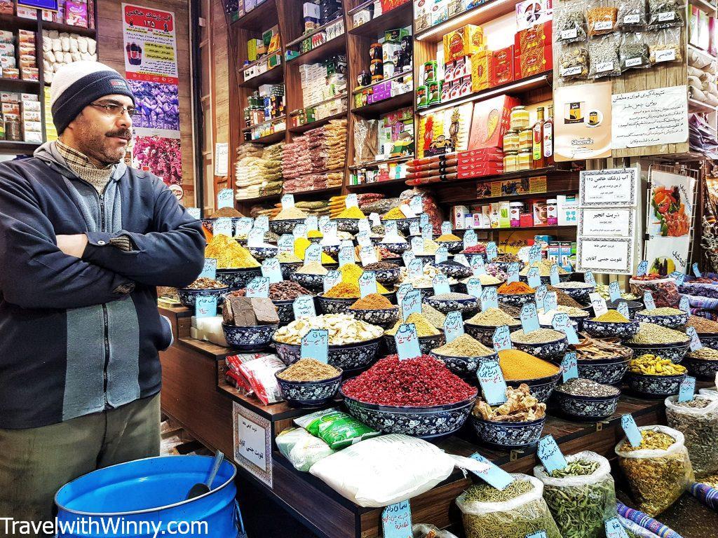 Vakil Bazaar 瓦基爾集市