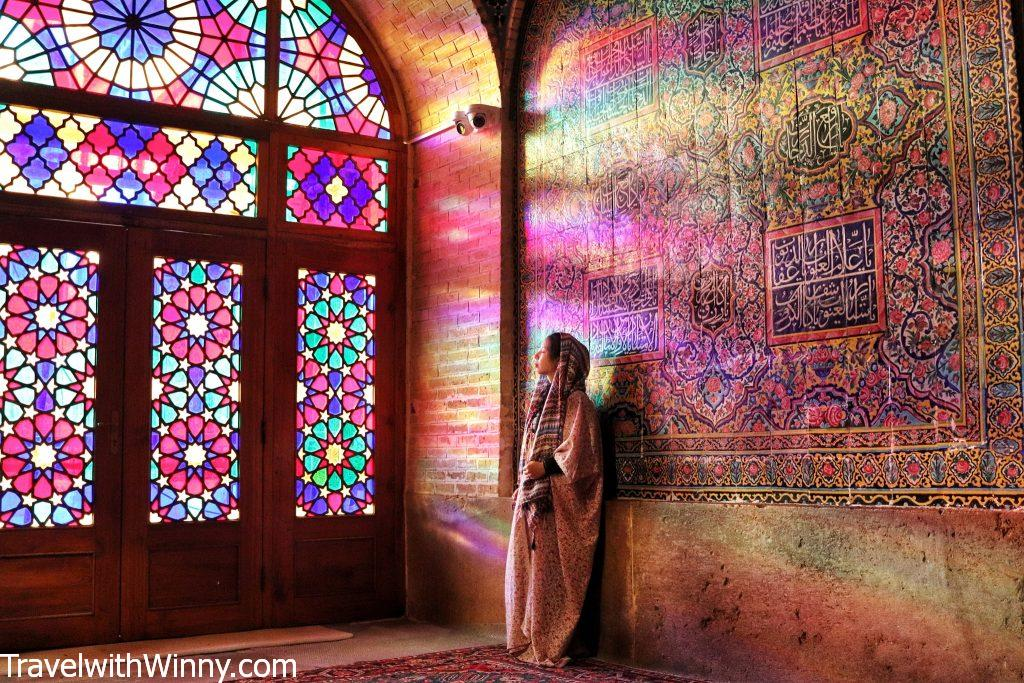Nasir al-Mulk 粉紅清真寺 things to do in shiraz