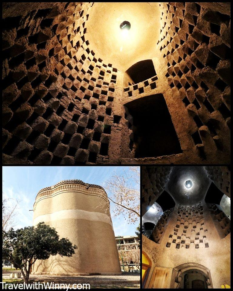 iran pigeon tower 伊朗 鴿子塔