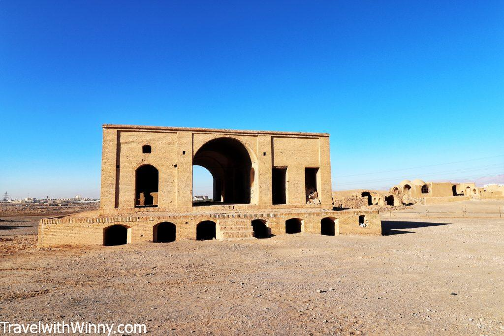 yazd 沉默之塔 Tower of Silence Dakhme