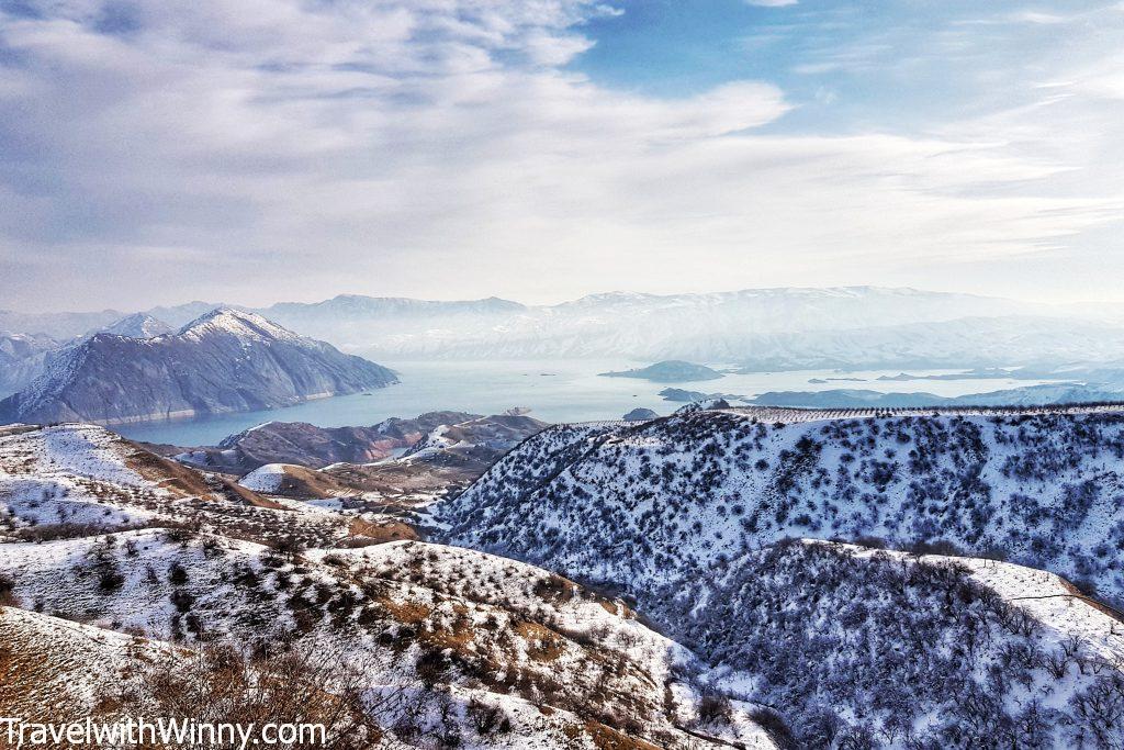 Norak water reservoir