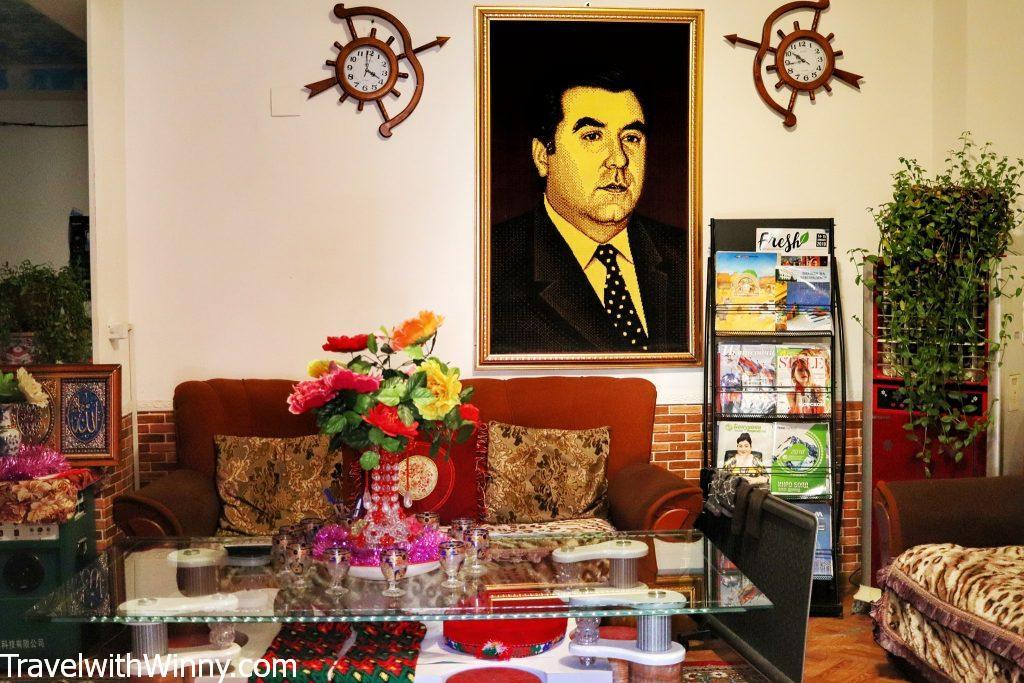 turkmenistan president Gurbanguly Berdimuhamedow 土庫曼總統