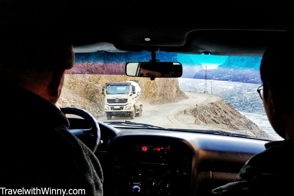 pamir highway itinerary 帕米爾公路 帕米爾高原