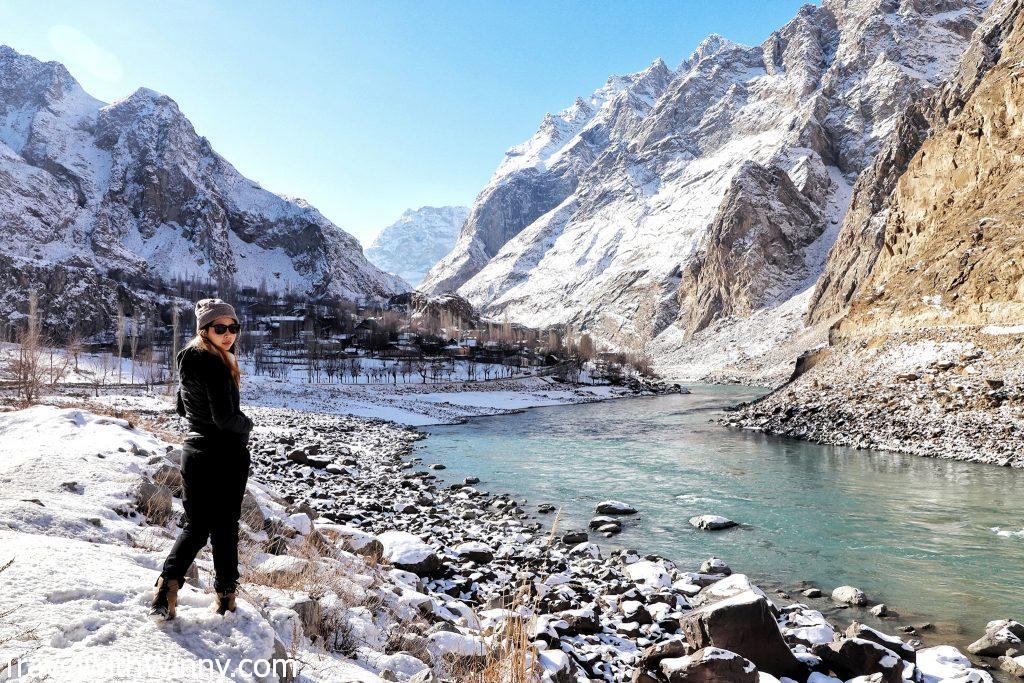 little pamir afghanistan 噴赤河 Panj River 阿富汗 帕米爾公路