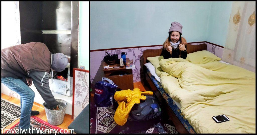 Pamir highway accommodation