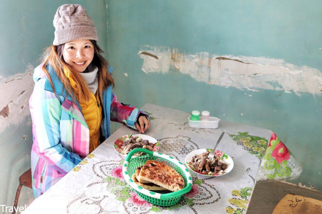 pamir highway food tajikistan tajik food 塔吉克 食物