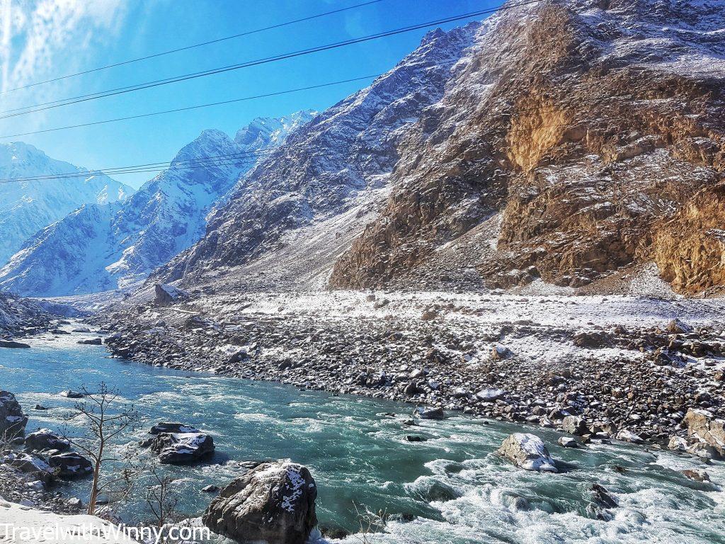 little pamir afghanistan 噴赤河 Panj River 阿富汗 帕米爾公路 Pamir Highway Itinerary