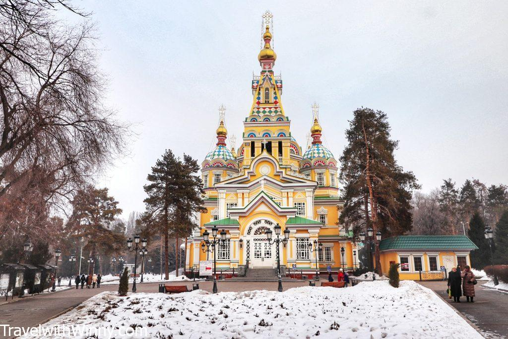 Zenkov's cathedral