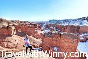 Charyn Canyon almaty