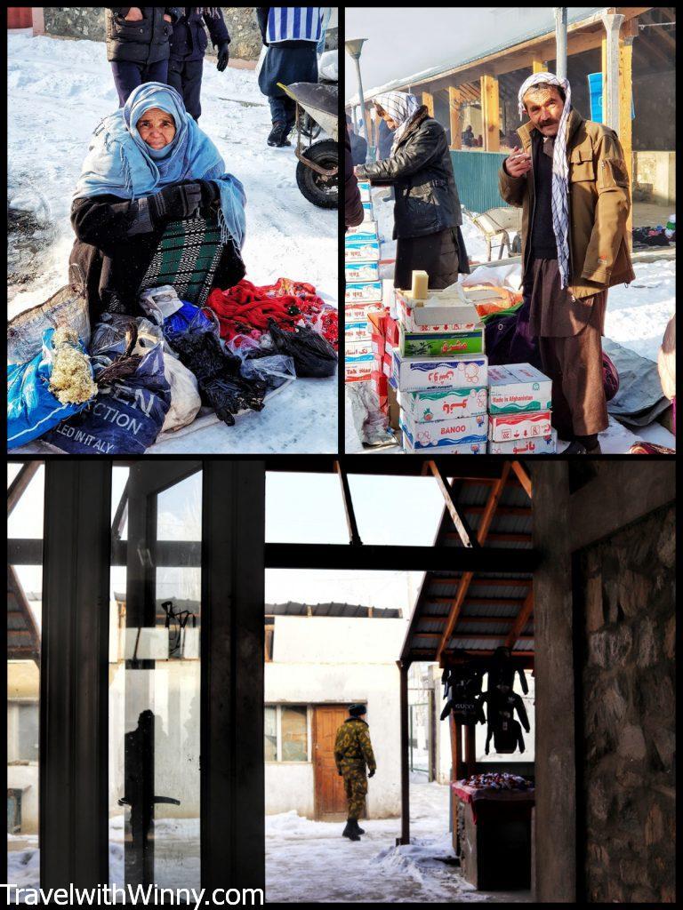 khorog saturday market afghan people 阿富汗人 市集