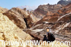 賈沙克 鹽丘 Jashak Salt Dome 彩虹山 iran 伊朗