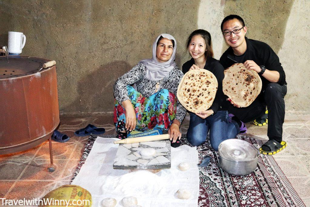iran bread 伊朗 麵包