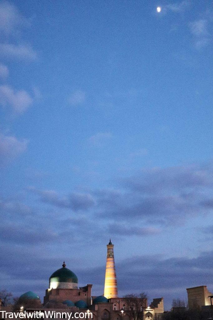 伊斯朗霍加宣禮塔 Islam-Khoja Minaret