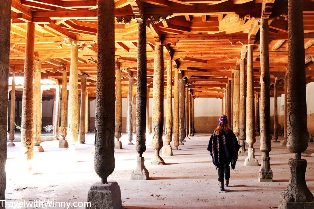 khiva 主麻清真寺 Juma Mosque uzbekistan 烏茲別克