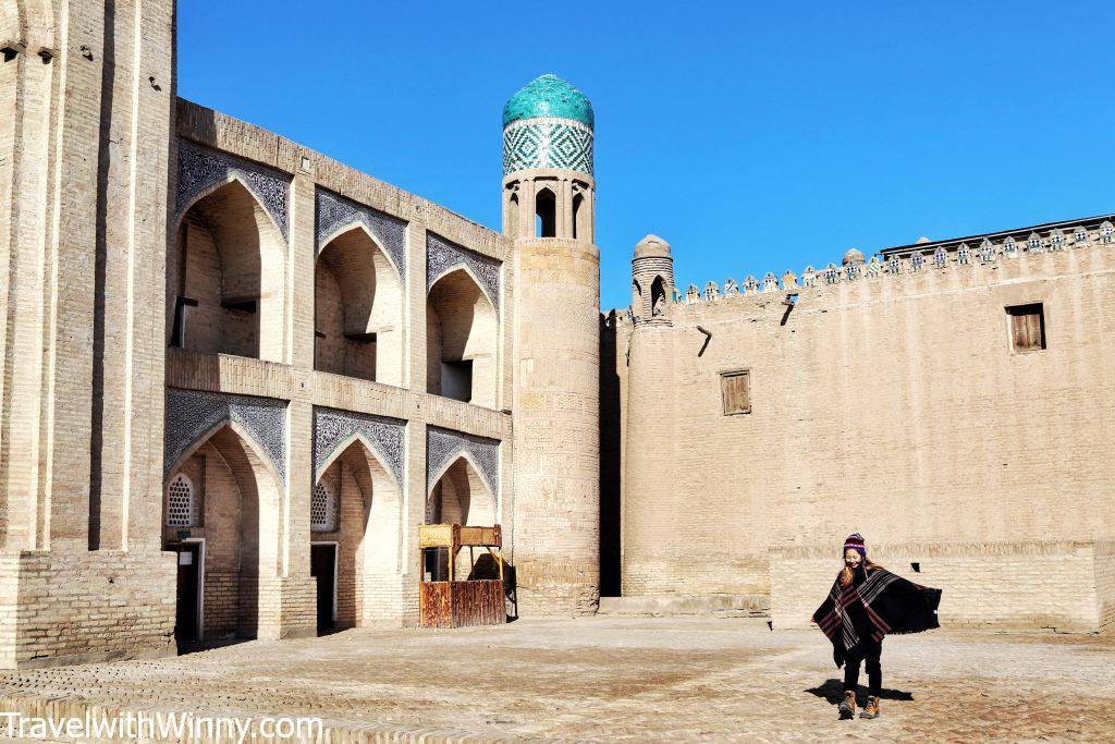 khiva 希瓦 烏茲別克 uzbekistan
