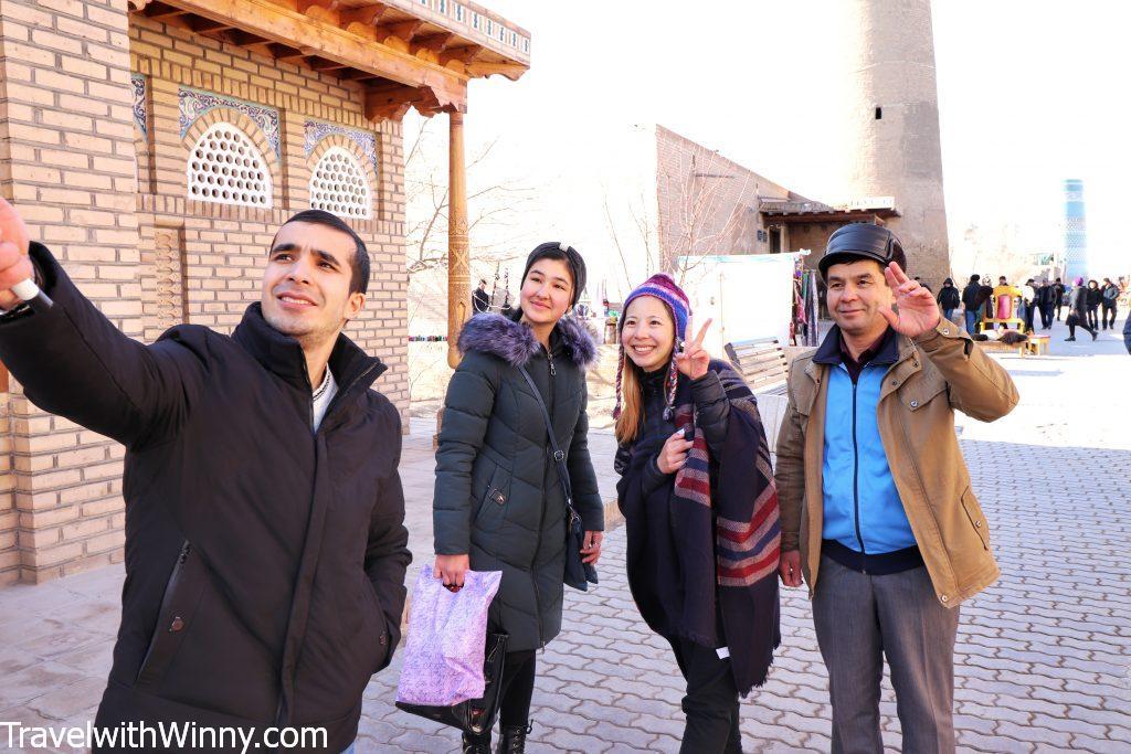 uzbek 烏茲別克人