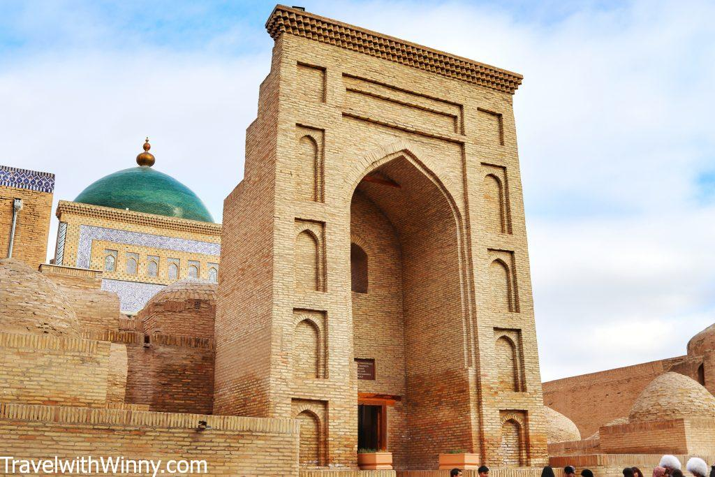 帕赫拉凡陵墓群 Pahlavan-Mahmud Necropolis