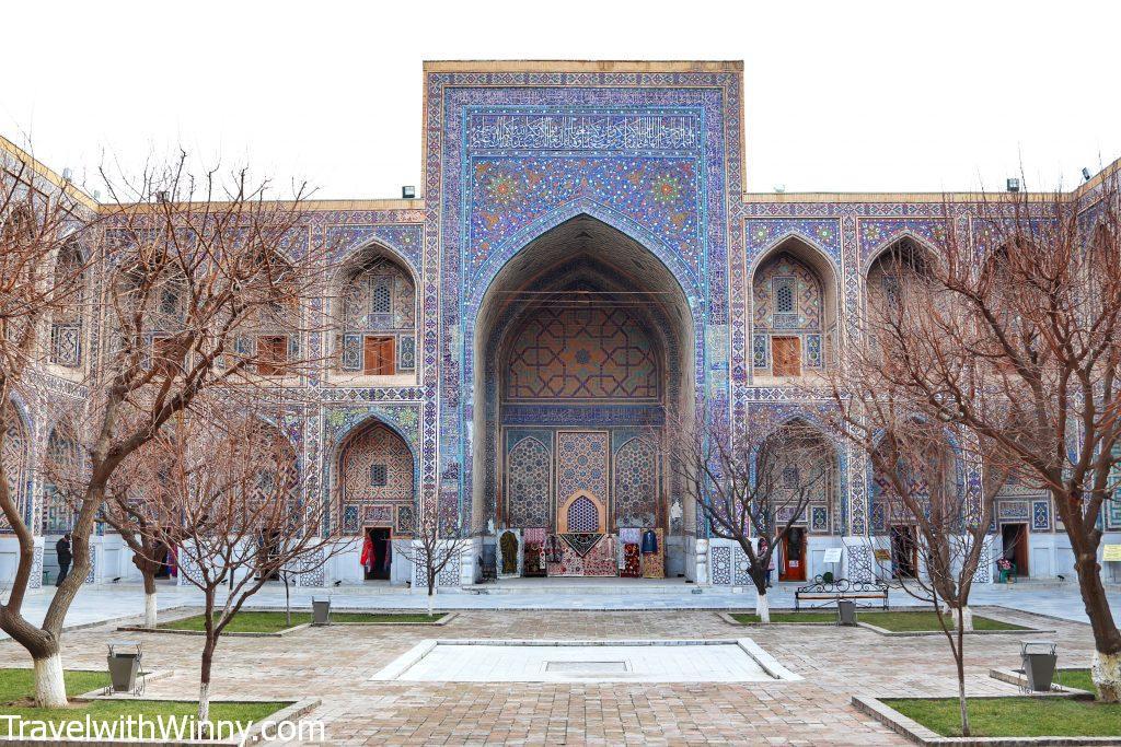 烏魯貝克經學院 Ulugbek Madrasah
