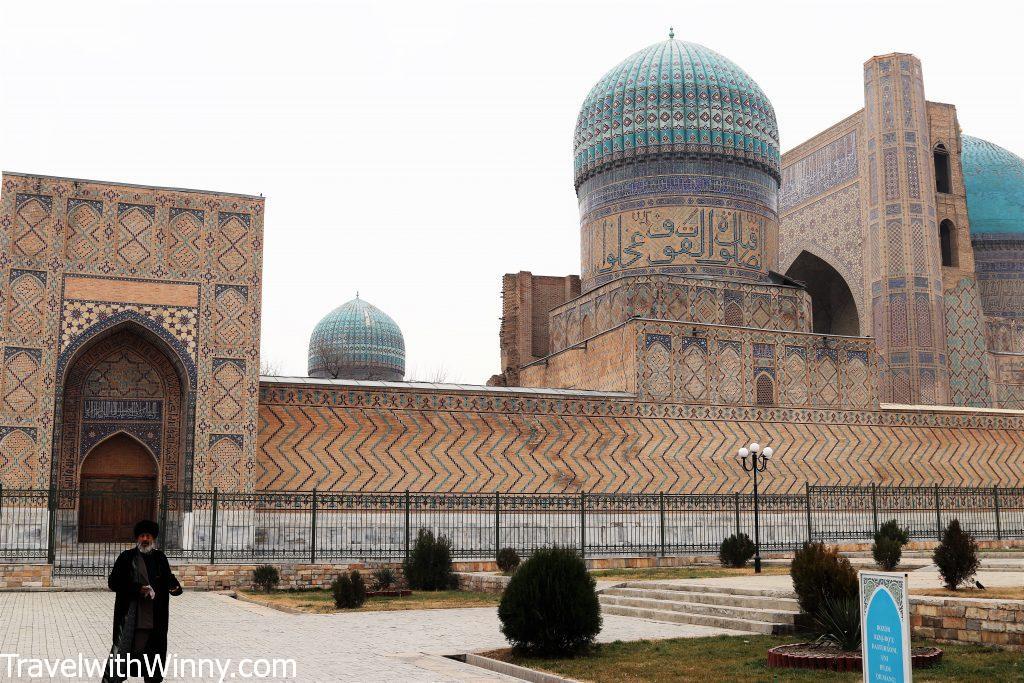 比比哈寧清真寺 Bibi-Khanym Mosque