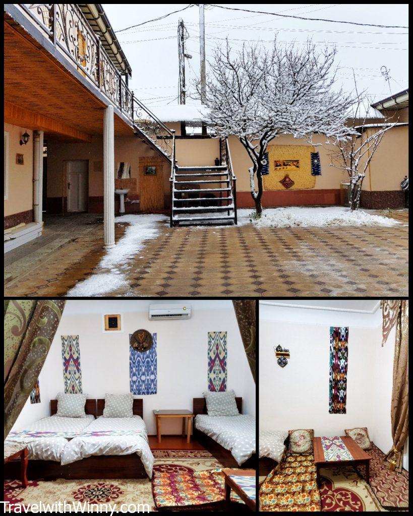 Samarkand Center hotel 住宿 烏茲別克