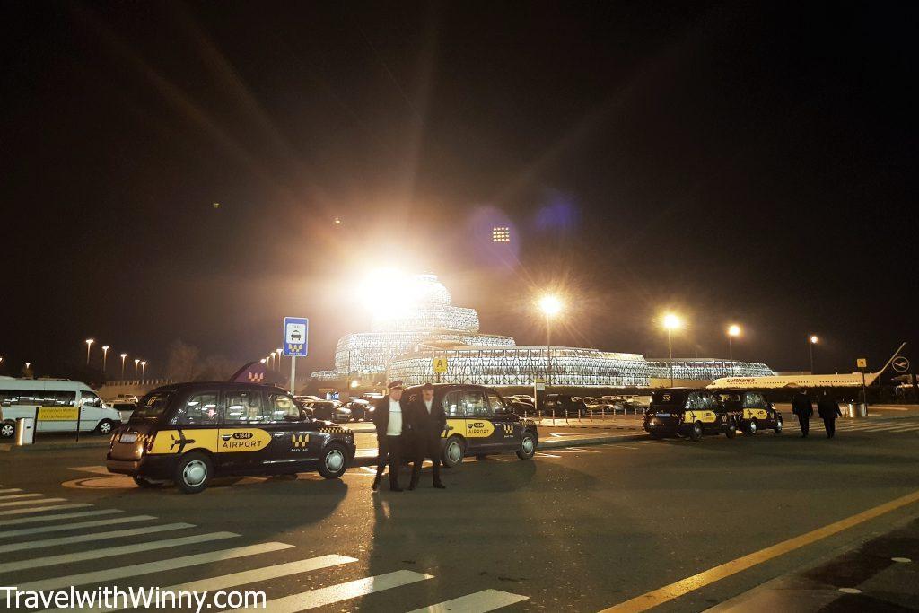 baku airport 巴庫 機場