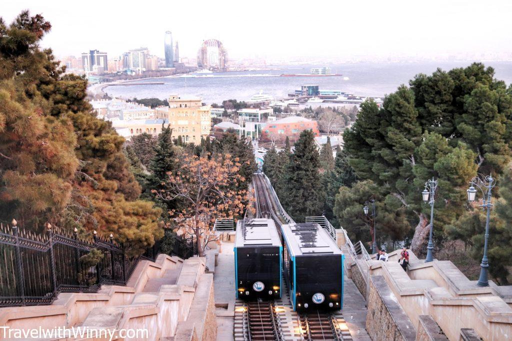 巴庫地面纜車 Baku Funicular