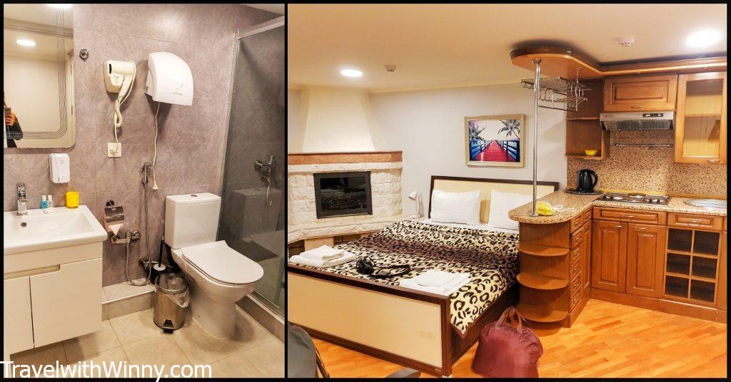hostel baku airbnb Oliva Inn & Hostel