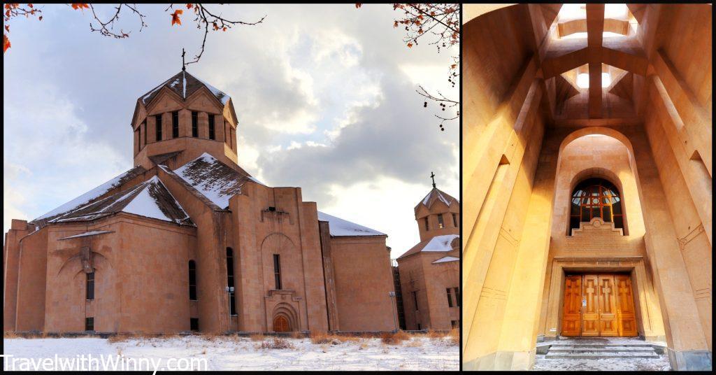 葉里溫大教堂 Yerevan Cathedral