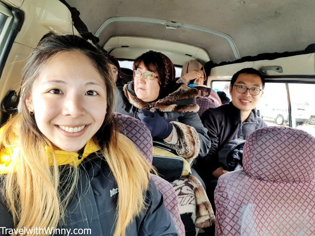 marshrutka 中亞交通