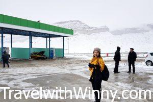 CENTRAL ASIA WINTER 中亞冬天