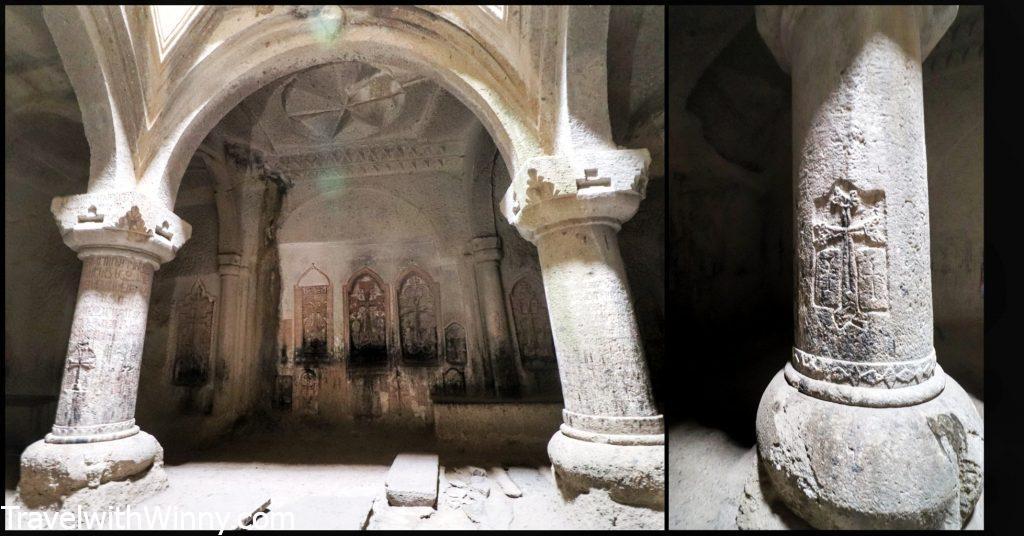 格加爾德修道院 Monastery of Geghard