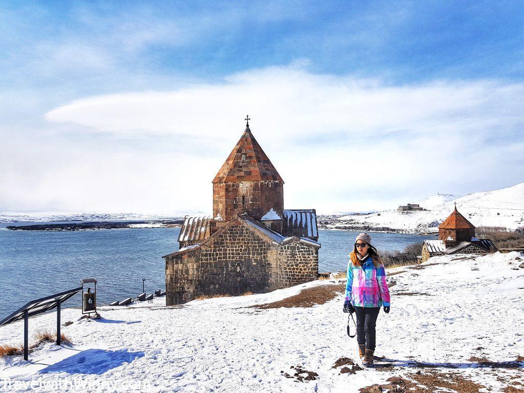 賽凡修道院 Sevanavank monastery 亞美尼亞