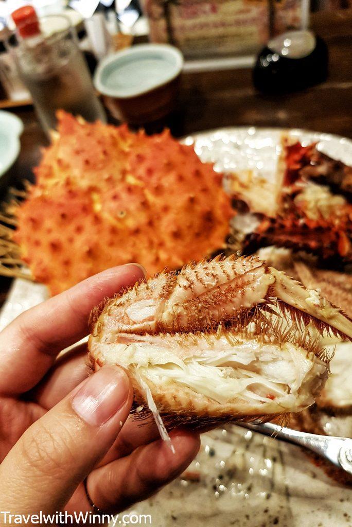 毛蟹 hairy crab
