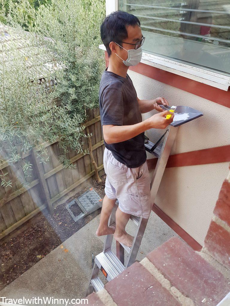 自己油漆 painting